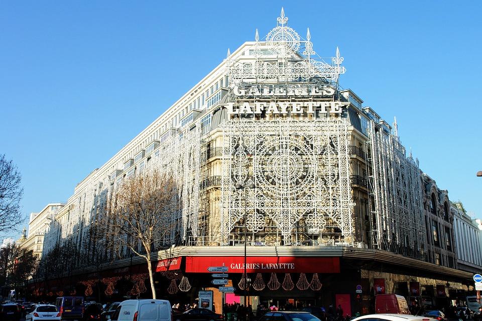 La Fayette Párizs