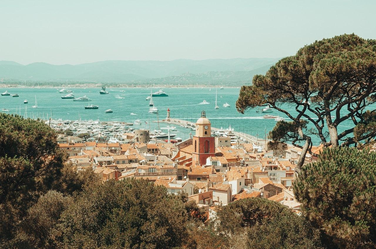 Saint-Tropez látnivalók